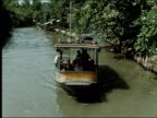 River life in Bangkok