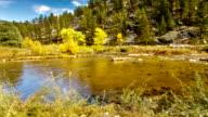 River panning