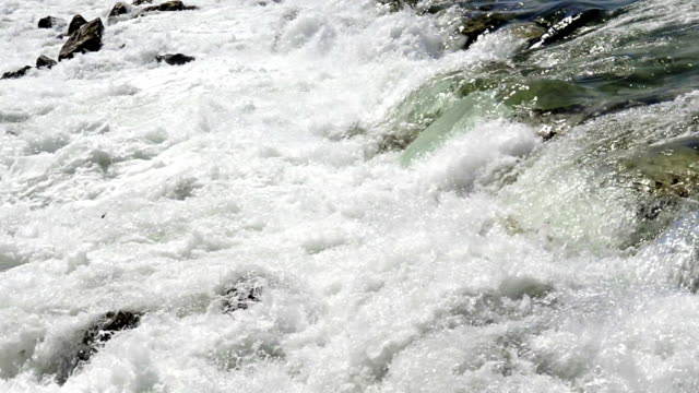 river watefall
