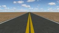 1. Tag Wüste Loop Road
