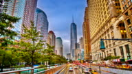 Road to Freedom Tower.