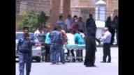 A roadside bomb followed by a suicide bomber detonating an explosives rigged truck at a police checkpoint in northern Iraq killed 21 people Monday...