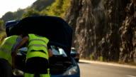 Roadside help with car