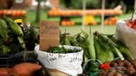 Roadside Vegetable Stand