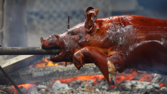 HD roasting pig