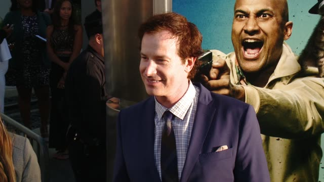 Rob Huebel at 'Keanu' Los Angeles Premiere at ArcLight Cinemas Cinerama Dome on April 27 2016 in Hollywood California