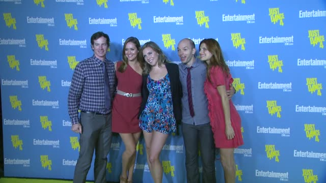 Rob Huebel Erinn Hayes Zandy Hartig Paul Scheer Lake Bell at Entertainment Weekly's 6th Annual ComicCon Celebration Sponsored By Just Dance 4 on...