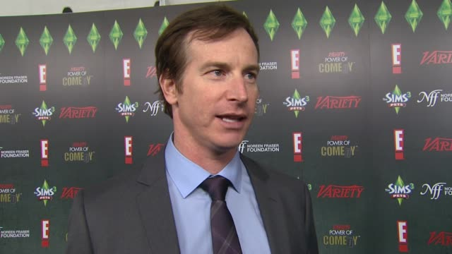 Rob Huebel on the event at the Variety's 2nd Annual Power Of Comedy Event at Hollywood CA