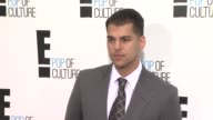 Rob Kardashian at E Upfront 2012 at Gotham Hall on April 30 2012 in New York New York