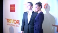 Rob Thomas and Marisol Thomas at The Trevor Project's 2014 'TrevorLIVE' Event Honoring Arianna Huffington at Marriott Marquis Hotel on June 16 2014...