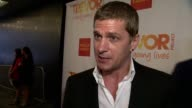 INTERVIEW – Rob Thomas speaks about his son who is 16 years old and has friends in high school who are gay on it being accepted more now more than...