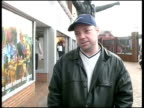 Robbie Fowler to join Leeds United ITN Anfield Vox pops SOT