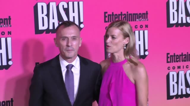 Robert Knepper at the Entertainment Weekly San Diego Comic Con Party