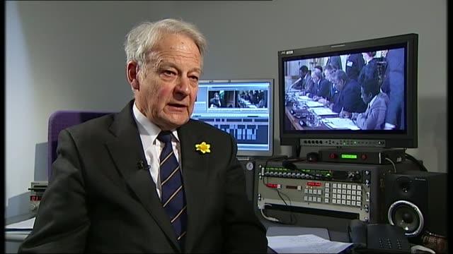 Mugabe profile 2008 ENGLAND London GIR INT Sir Nicholas Fenn interview SOT