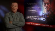 INTERVIEW Robert Patrick on nuclear war Harry S Truman growing up with the fret of nuclear war being part of our lives Kim Jongun having more power...