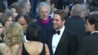 Robert Pattinson David Cronenberg Sarah Gadon Paul Giamatti Emily Hampshire and Martin Katz at Cosmopolis Premiere 65th Cannes Film Festival at...