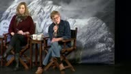 SPEECH Robert Redford John Cooper Keri Putnam at Day One Press Conference 2015 Sundance Film Festival at Egyptian Theatre on January 22 2015 in Park...