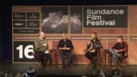 Robert Redford Keri Putnam John Cooper on newbies and seasoned filmmakers joining together at Egyptian Theatre on January 21 2016 in Park City Utah