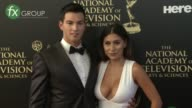 Robert Scott Wilson at the 2014 Daytime Emmy Awards at The Beverly Hilton Hotel on June 22 2014 in Beverly Hills California