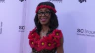 Robi Reed at The Wearable Art Gala at California African American Museum on April 29 2017 in Los Angeles California