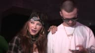 Robin Antin as a Cholo on Being Gangster Pussycat Doll Qualifications at Bootsy Bellows in West Hollywood at Celebrity Sightings in Los Angeles Robin...