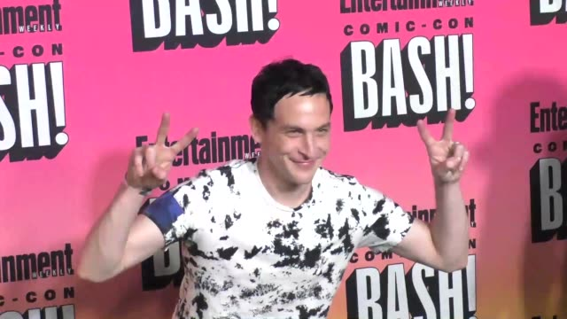 Robin Lord Taylor at the Entertainment Weekly San Diego Comic Con Party