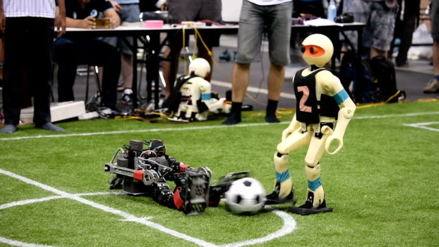 Robot admirers and experts from around the world gathered here on July 27 for Robocup 2017 the annual international robot sports tournament which...