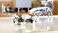 Robot presentation at school