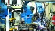 Robot di saldatura