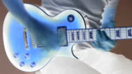 Rock Guitar Negative Effect