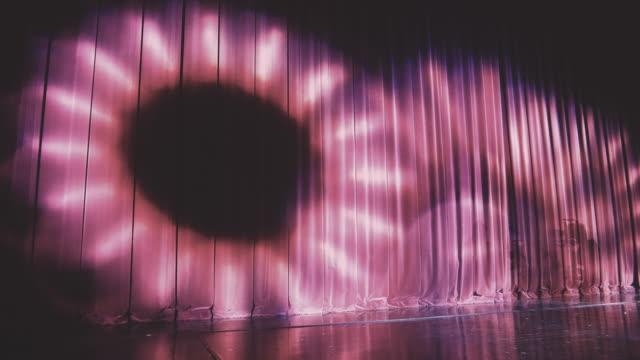 Rock Music Concert lights
