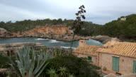 rockbound coast at Cala s'Almunia, Majorca