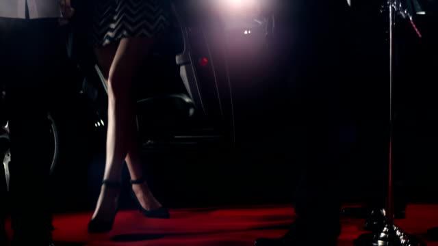 Rockstar on red carpet