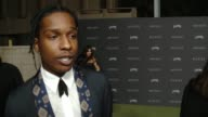 Rocky on what he loves about LACMA why it's important to celebrate the intersection of art film and talks about his look at 2016 LACMA Art Film Gala...