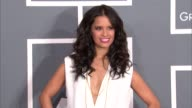 Rocsi Diaz at The 55th Annual GRAMMY Awards Arrivals in Los Angeles CA on 2/10/13