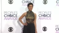 Rocsi Diaz at the People's Choice Awards 2016 at Nokia Plaza LA LIVE on January 6 2016 in Los Angeles California