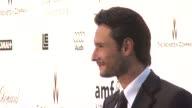 Rodrigo Santoro at the Cannes amfAR's Cinema Against AIDS 2008 Arrivals at Cannes