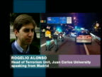 Rogelio Alonso PHONO interview SOT