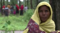 Rohingya refugees who settled in an improvised camp are sceptical the one month ceasefire declared by the Rohingya militants will do anything to...