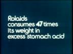 Rolaids antacid mints commercial