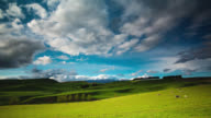 TIME LAPSE: Rolling Green Hills