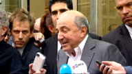 Roman Abramovich wins legal battle against Boris Berezovsky Boris Berezovsky speaking to press outside court SOT I am absolutely amazed what happened...