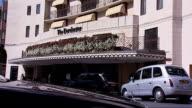 Roman Abramovich wins legal battle against Boris Berezovsky ENGLAND London Exterior of The Dorchester hotel Footmen at front door