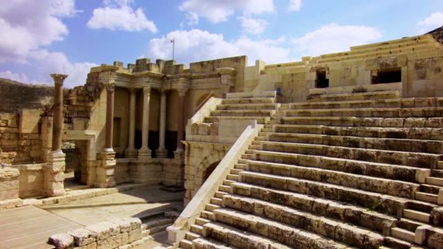 Roman amphitheater of ancient Samaria