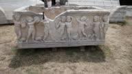Roman Sarcophagi, Salona