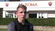 AS Romas French defender Lucas Digne says his loan spell at the club has given him the game time he needed