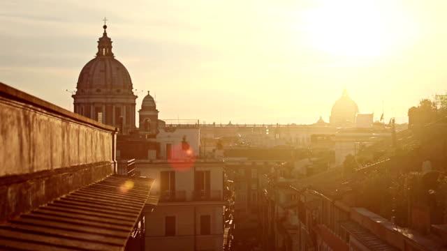 Rome Dome from Pincio Hill