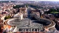 Rome Vatican Square
