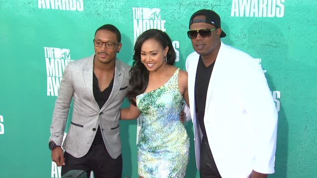 Romeo Cymphonique Miller Master P at 2012 MTV Movie Awards Arrivals at Gibson Amphitheatre on June 03 2012 in Universal City California