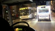 Romes bus company ATAC has got into the Christmas spirit by illuminating one of its electric buses with fairy lights CLEAN Christmas Rome decorates...